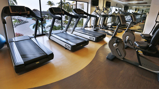 resort en cancun con gimnasio