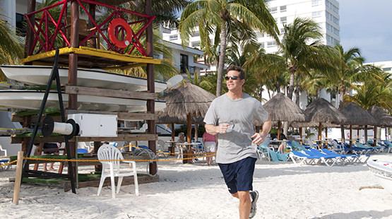 deportes de playa en cancun