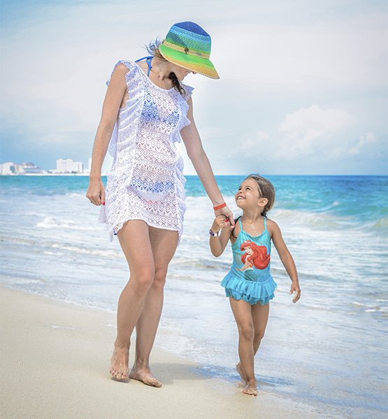 resort for families in Cancun