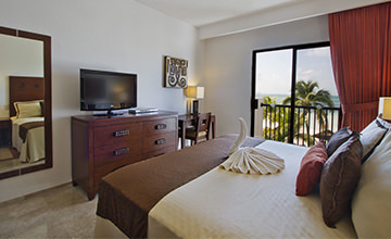 beachfront suites in cancun