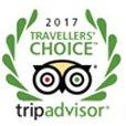 Tripadvisor Travelers Choice 2017
